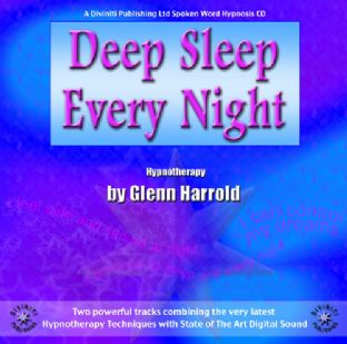 Glenn Harrold - Deep Sleep Every Night: Hypnosis CD